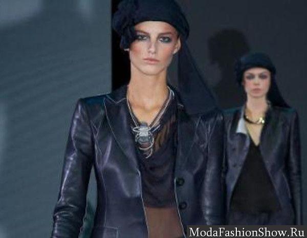 Показы модной одежды
